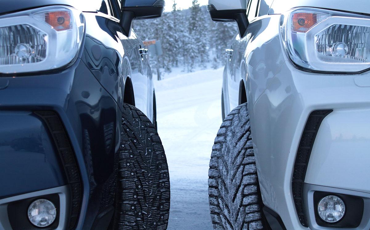 Сравнение зимних шин