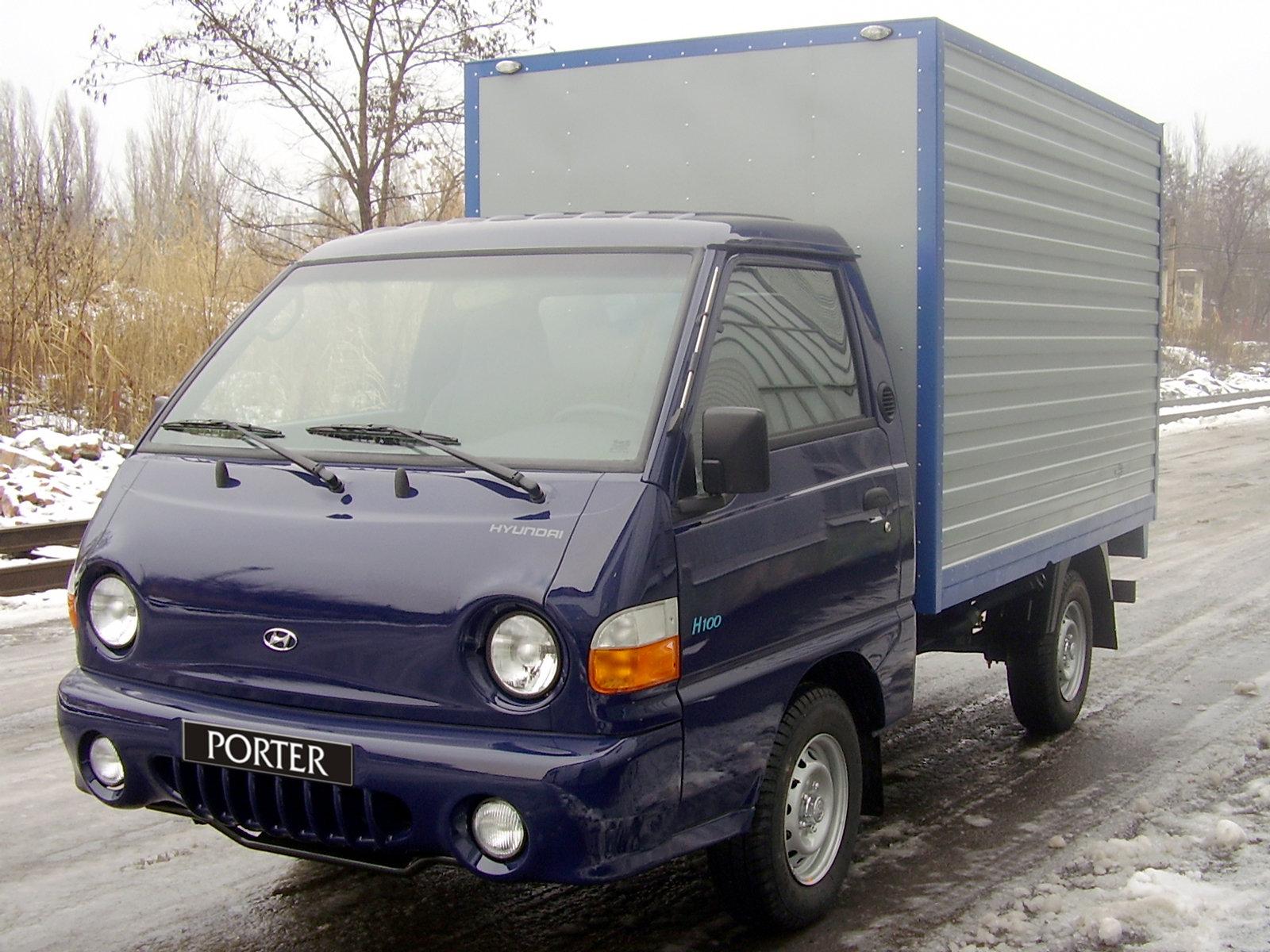 «ТагАЗ» Hyundai Porter