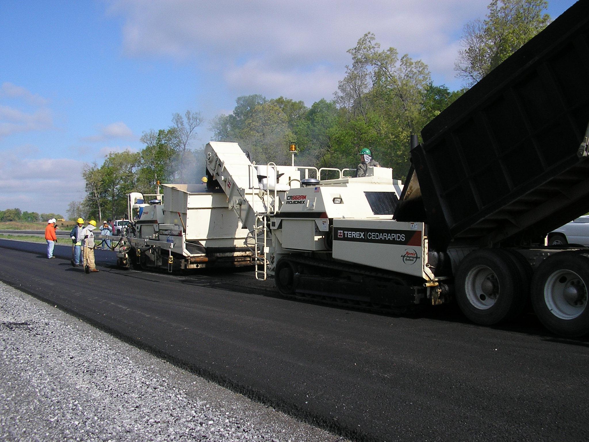 Terex Roadbuilding