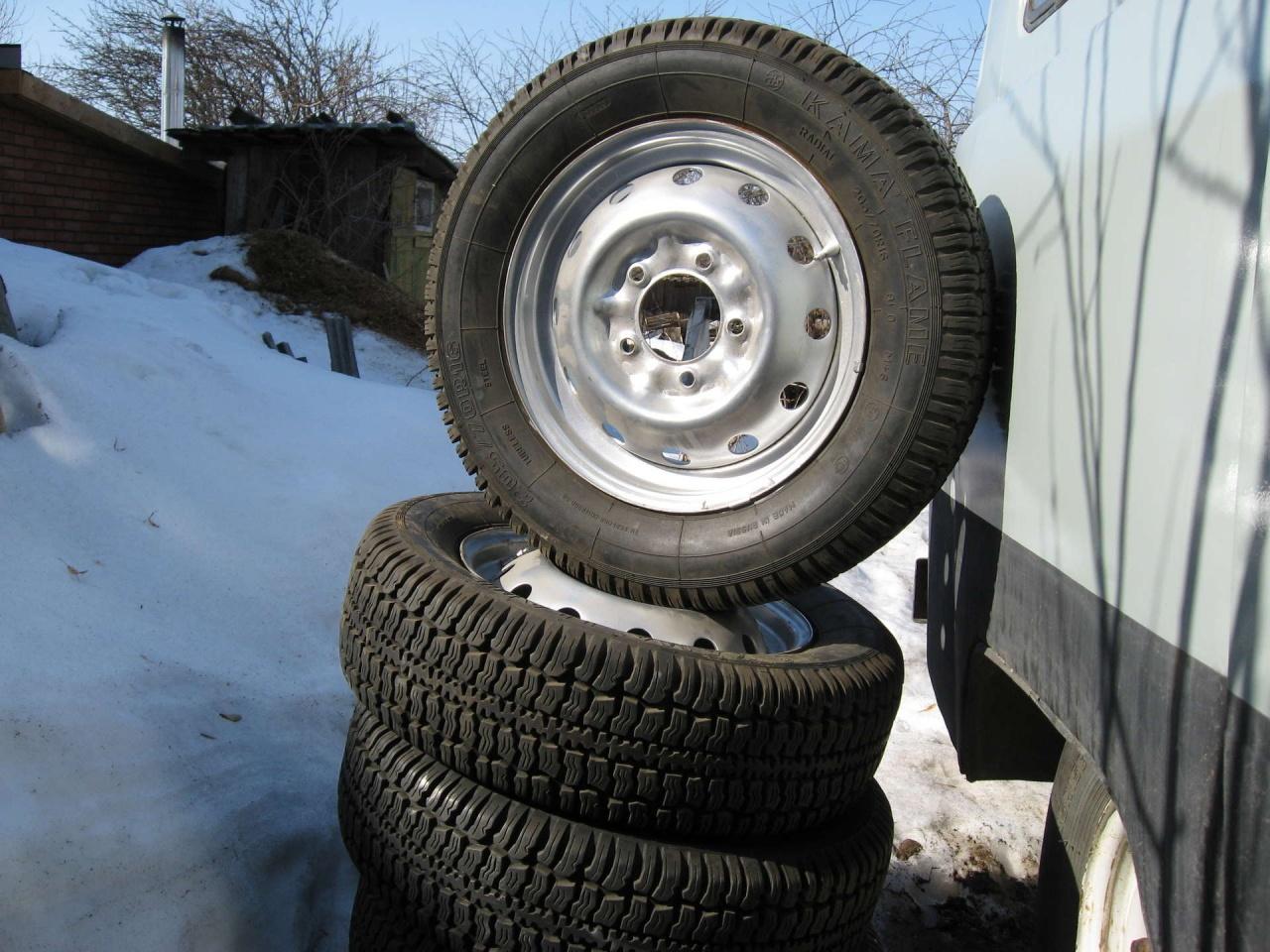 Зимние шины «КАМА»