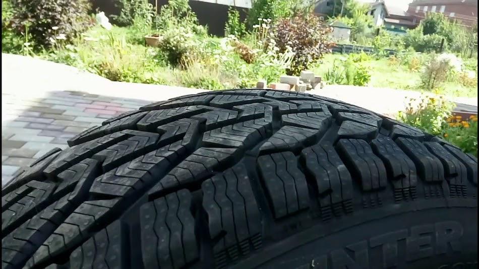 Автомобильная шина Tigar Winter 205/55 R16 94H зимняя