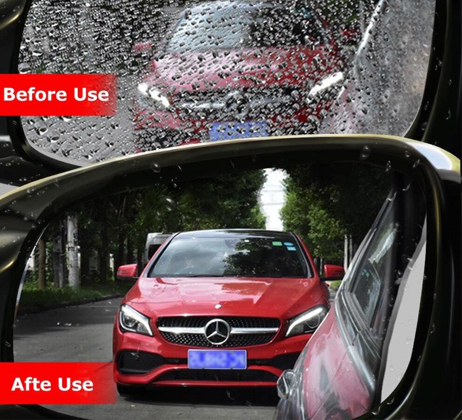 Пленка на зеркало заднего вида X Autohaux «антидождь»