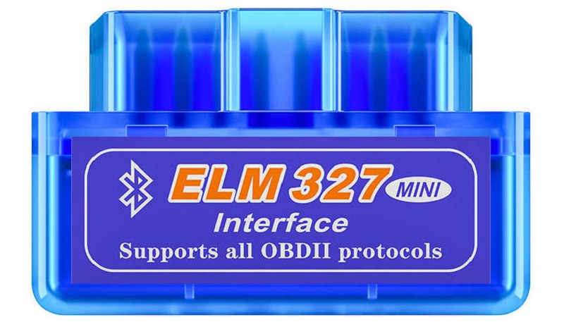 Автосканер ОРИОН ELM 327 bluetooth mini 3004