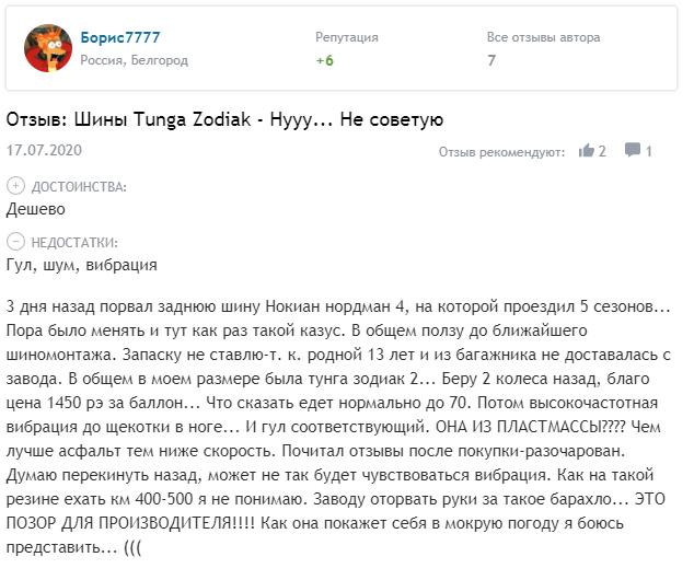 Борис о Tunga Zodiak