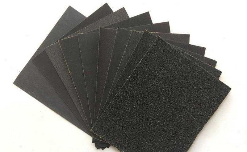 Наждачная бумага из карбида кремния