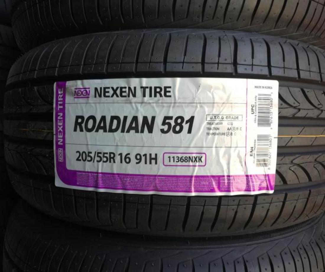 Nexen Roadian 581
