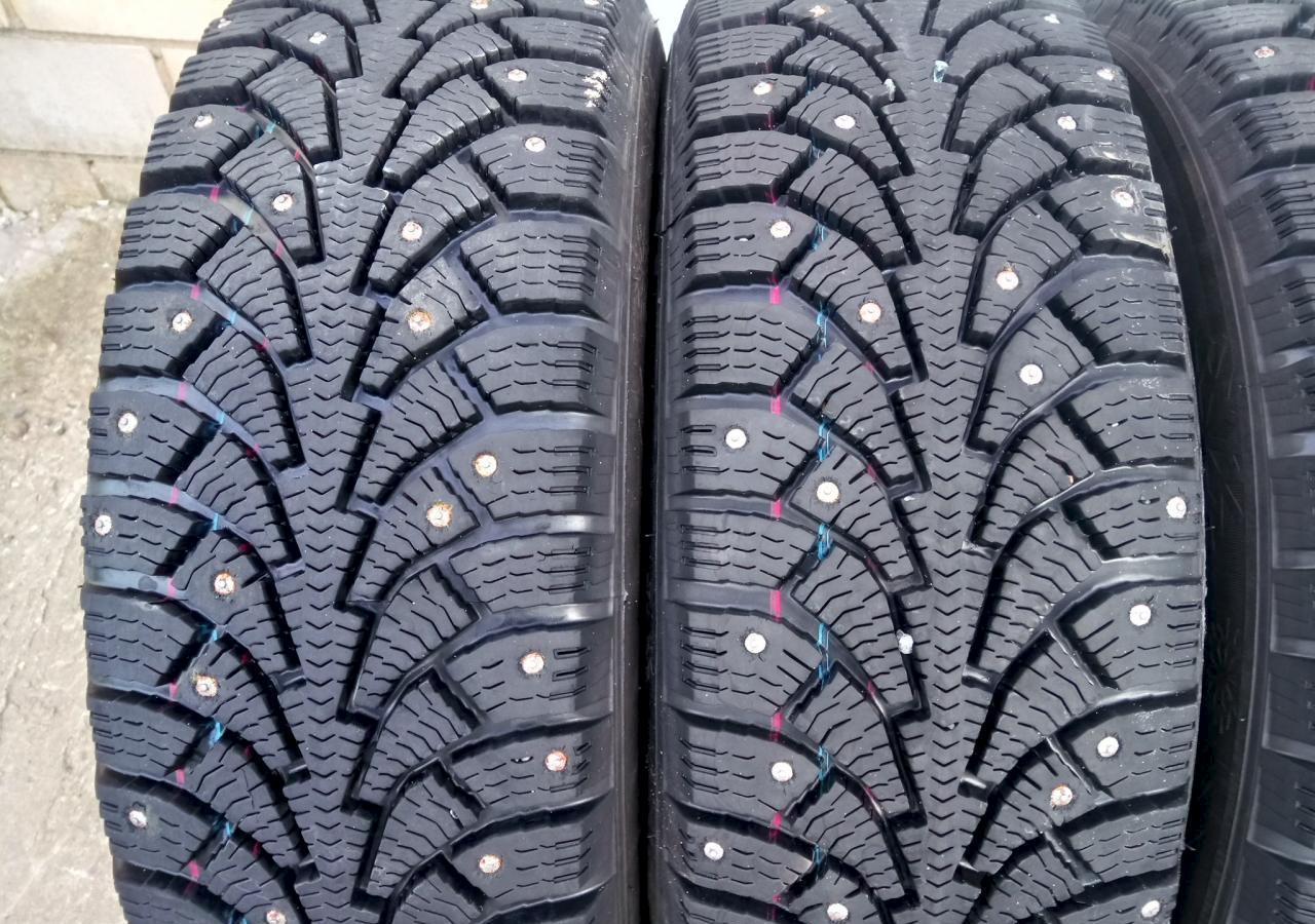 Зимние шины шипованные Кама евро 519