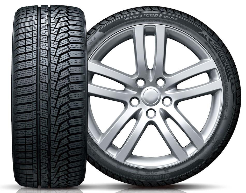 Hankook Tire Winter I*Cept Evo 2 W320A SUV