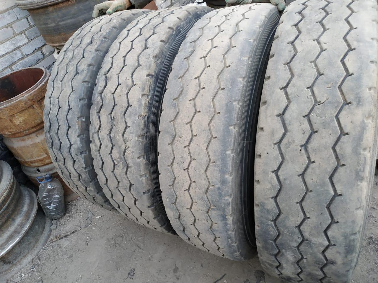 Грузовые шины Корморан