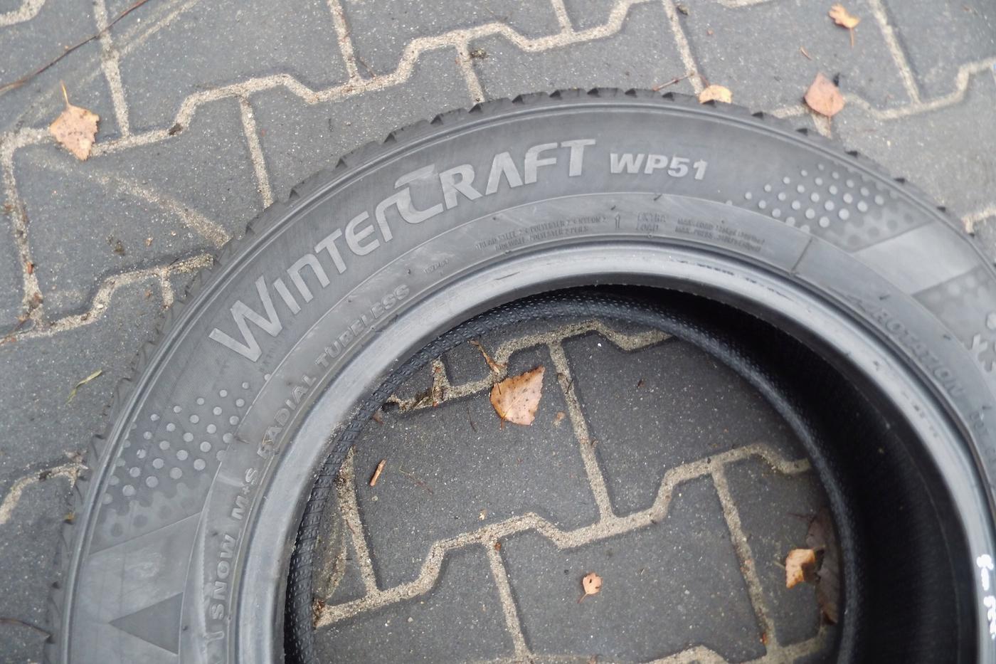Обзор Kumho Wintercraft WP51