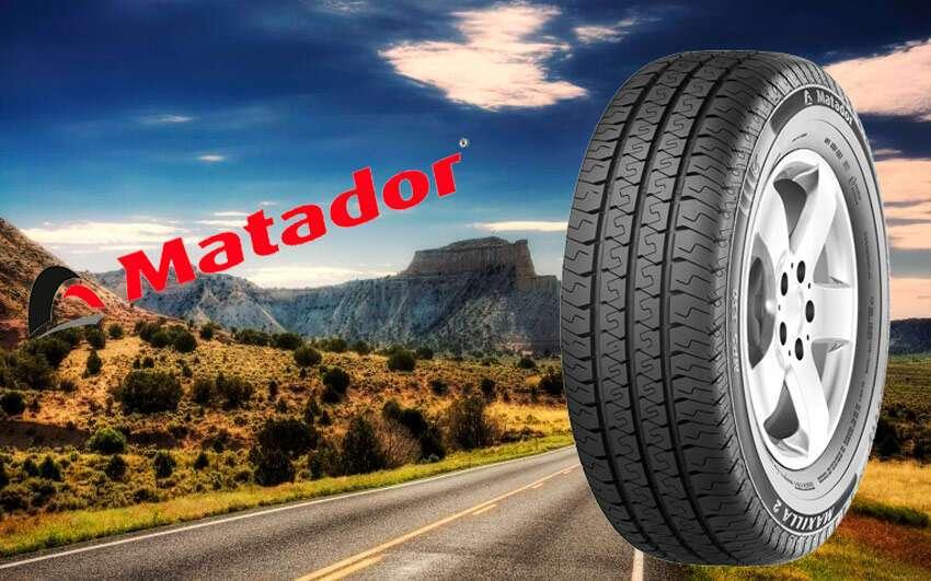 Производитель шин «Матадор»