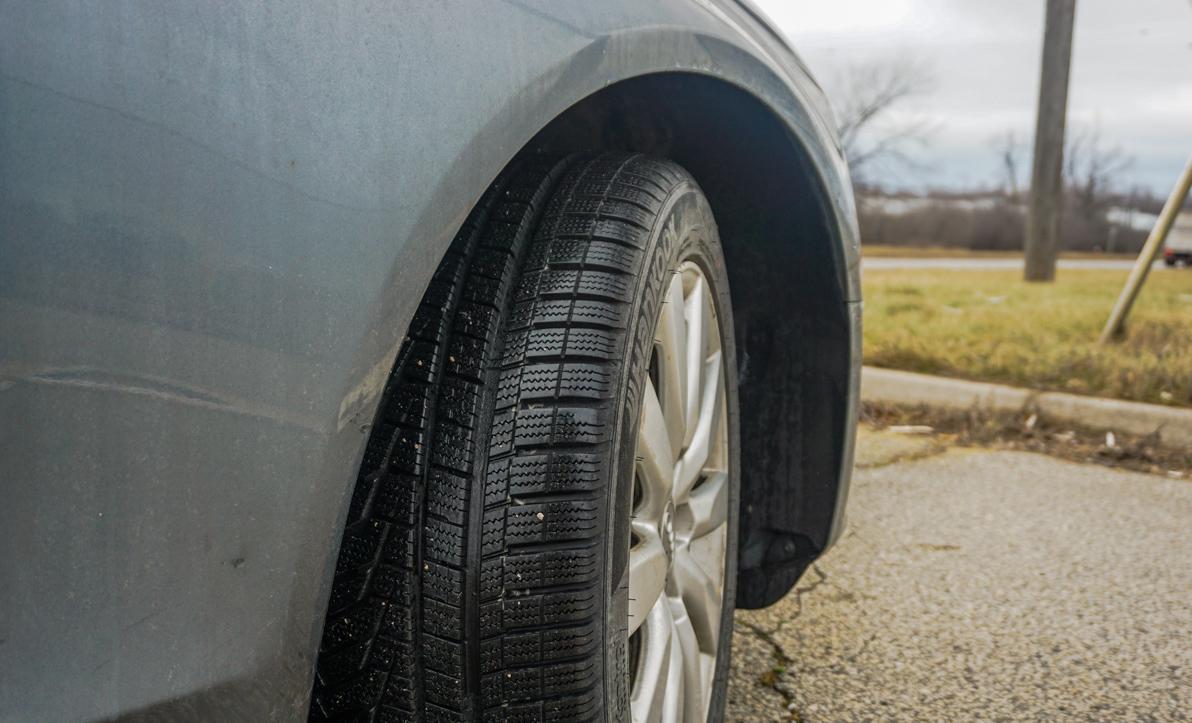 Резина Hankook Tire Winter