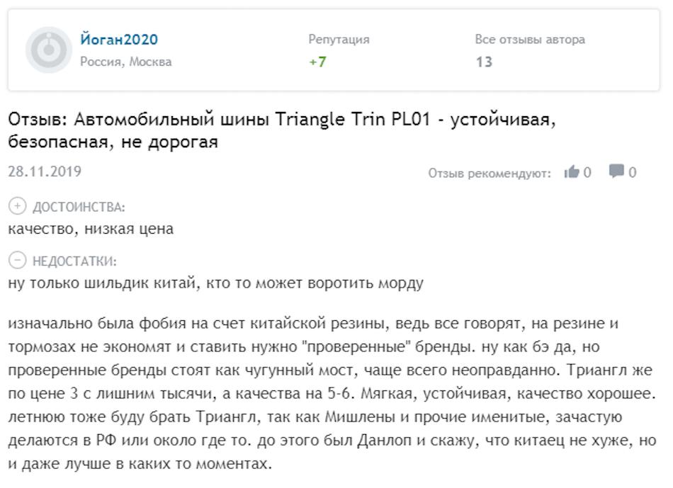 Плюсы и минусы Triangle Group IcelynX TI501