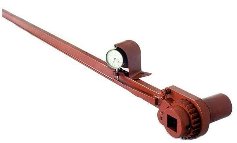 Ключ динамометрический КМШ-1400
