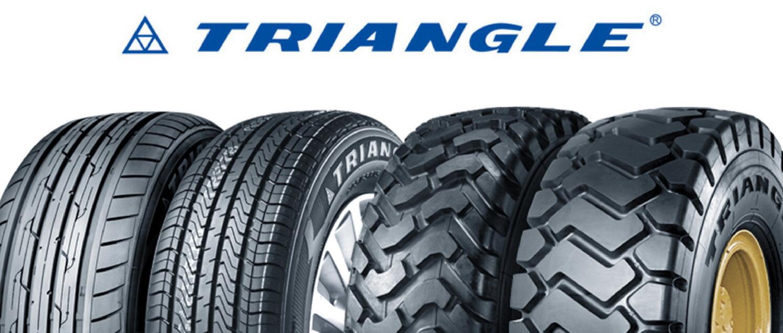 Логотип бренда Triangle
