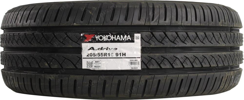 Шины Yokohama A Drive AA01