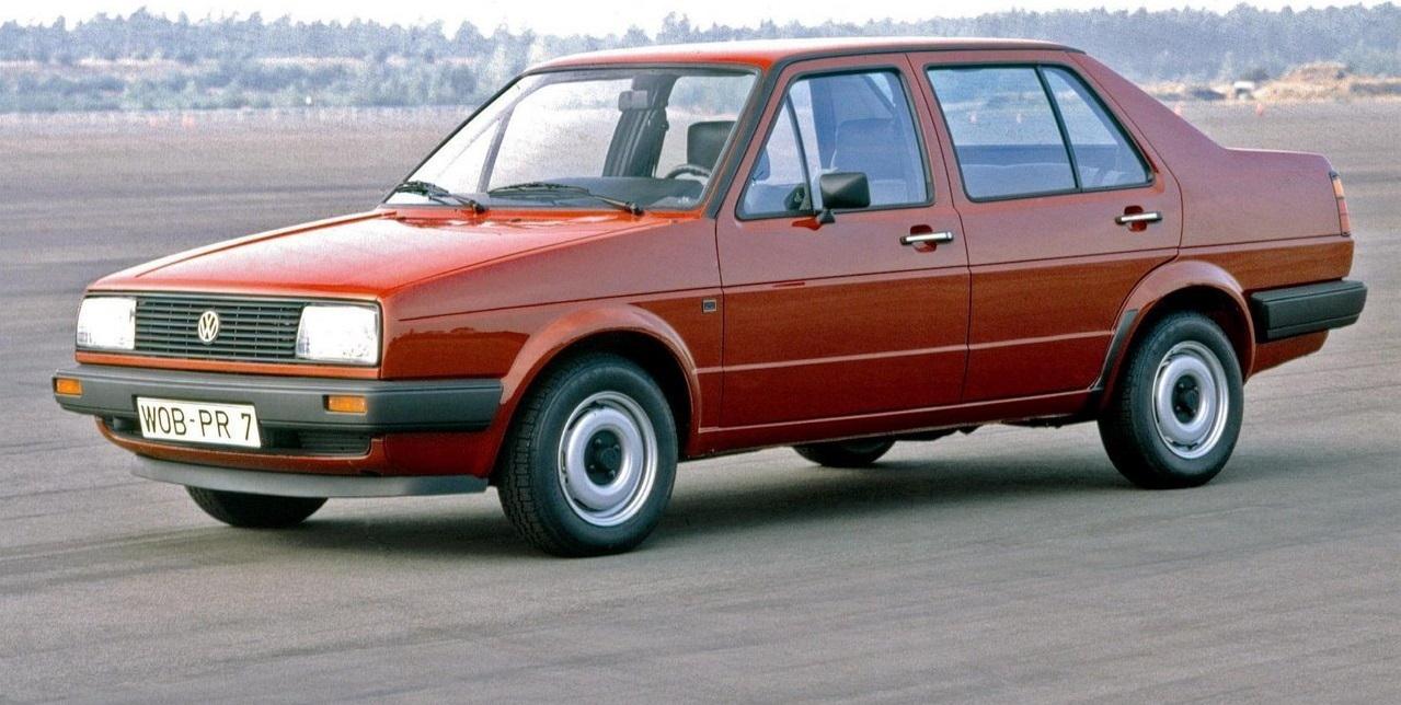 Автомобиль Volkswagen Jetta 1984 года