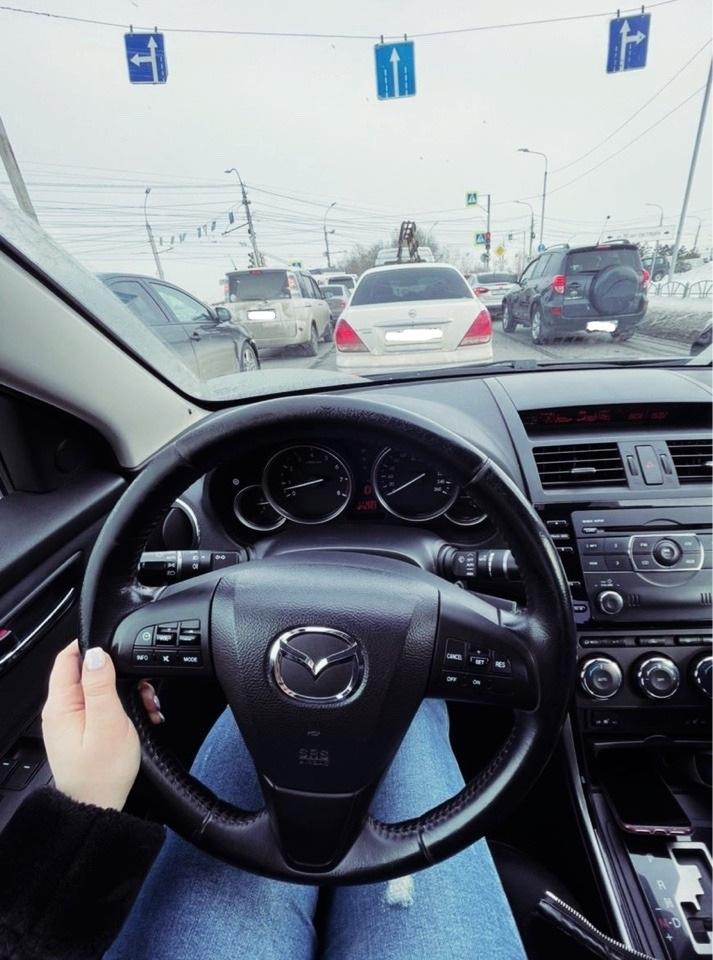 Mazda Mazda6 2010 год(а) 210000 км пробега