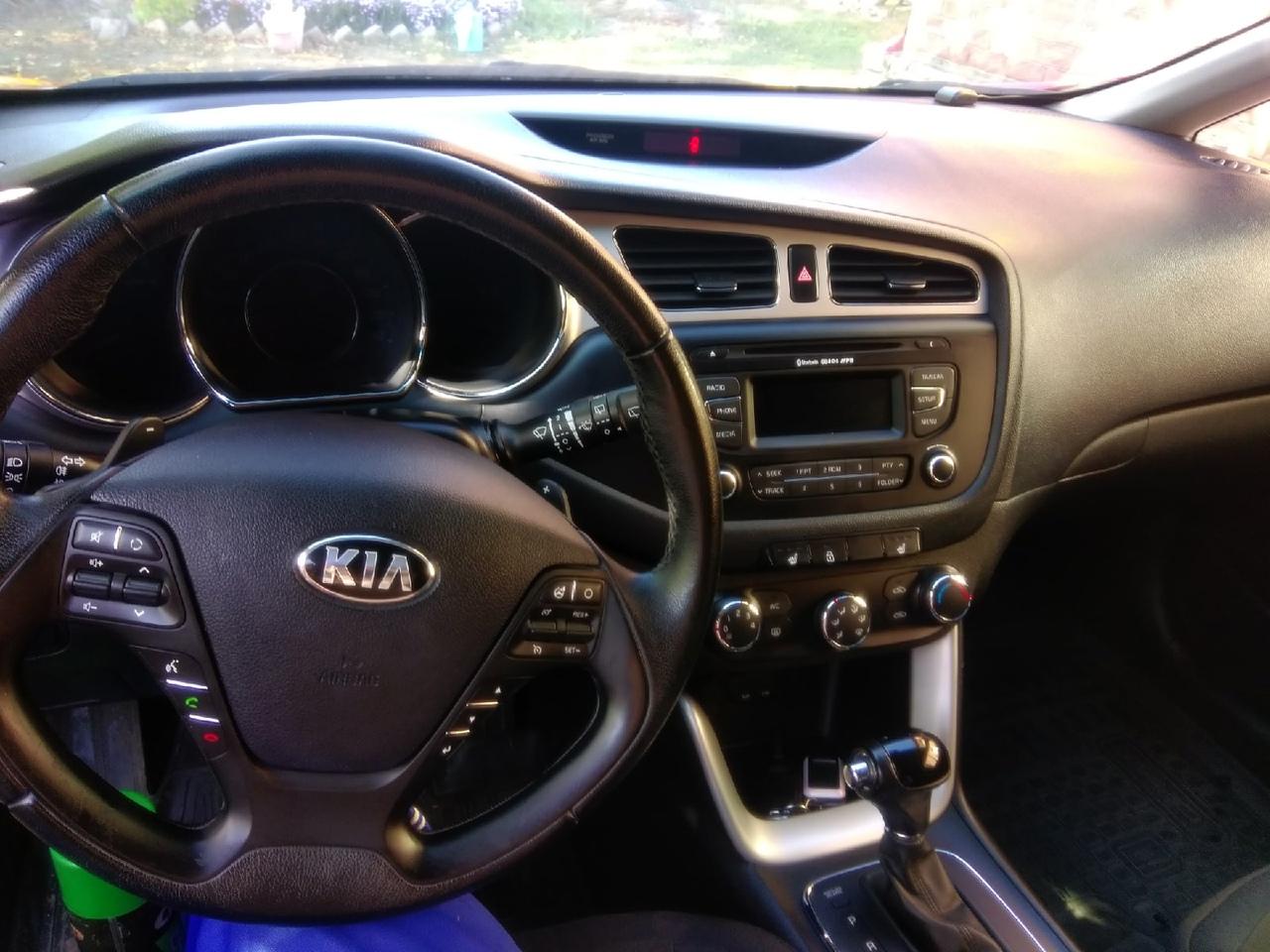 Kia Ceed 2014 год(а) 80000 км пробега