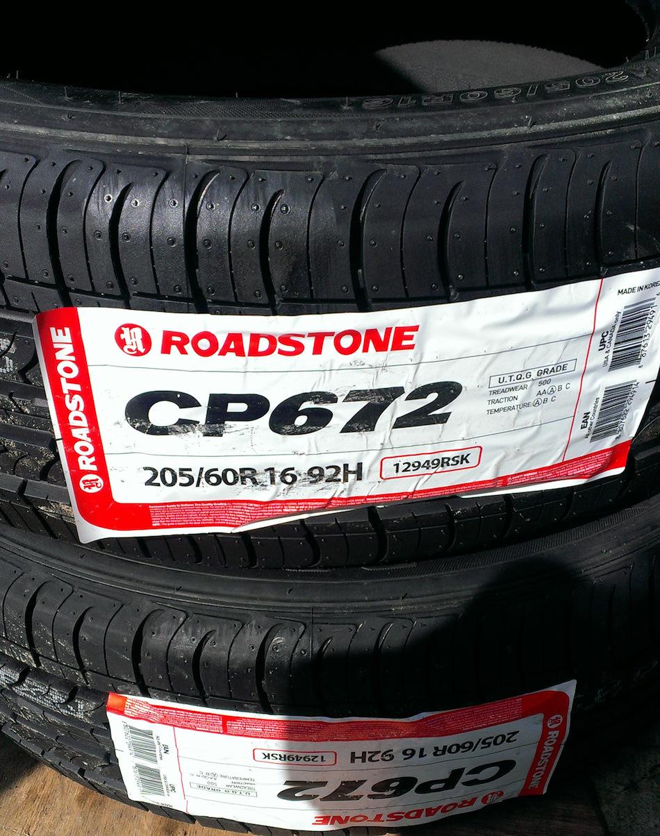 Roadstone CP 672
