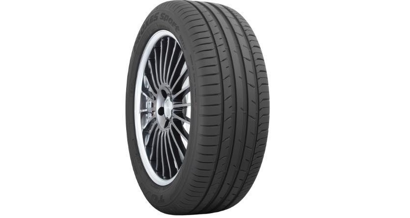 Автомобильная шина Toyo Proxes Sport SUV летняя