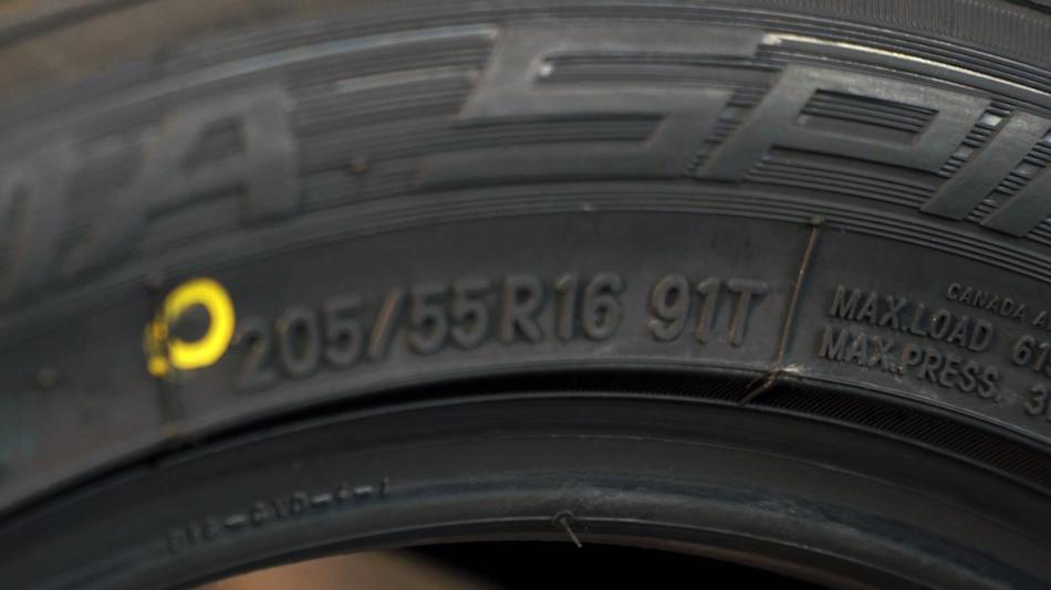 На что влияет индекс скорости шин