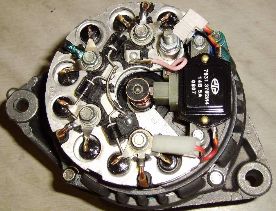 Ремонт генератора ВАЗ 2108-2115