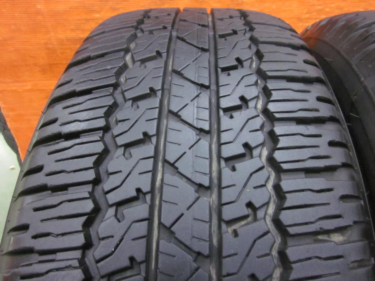 Шины Bridgestone Dueler A/T D693 265/65 R17112S