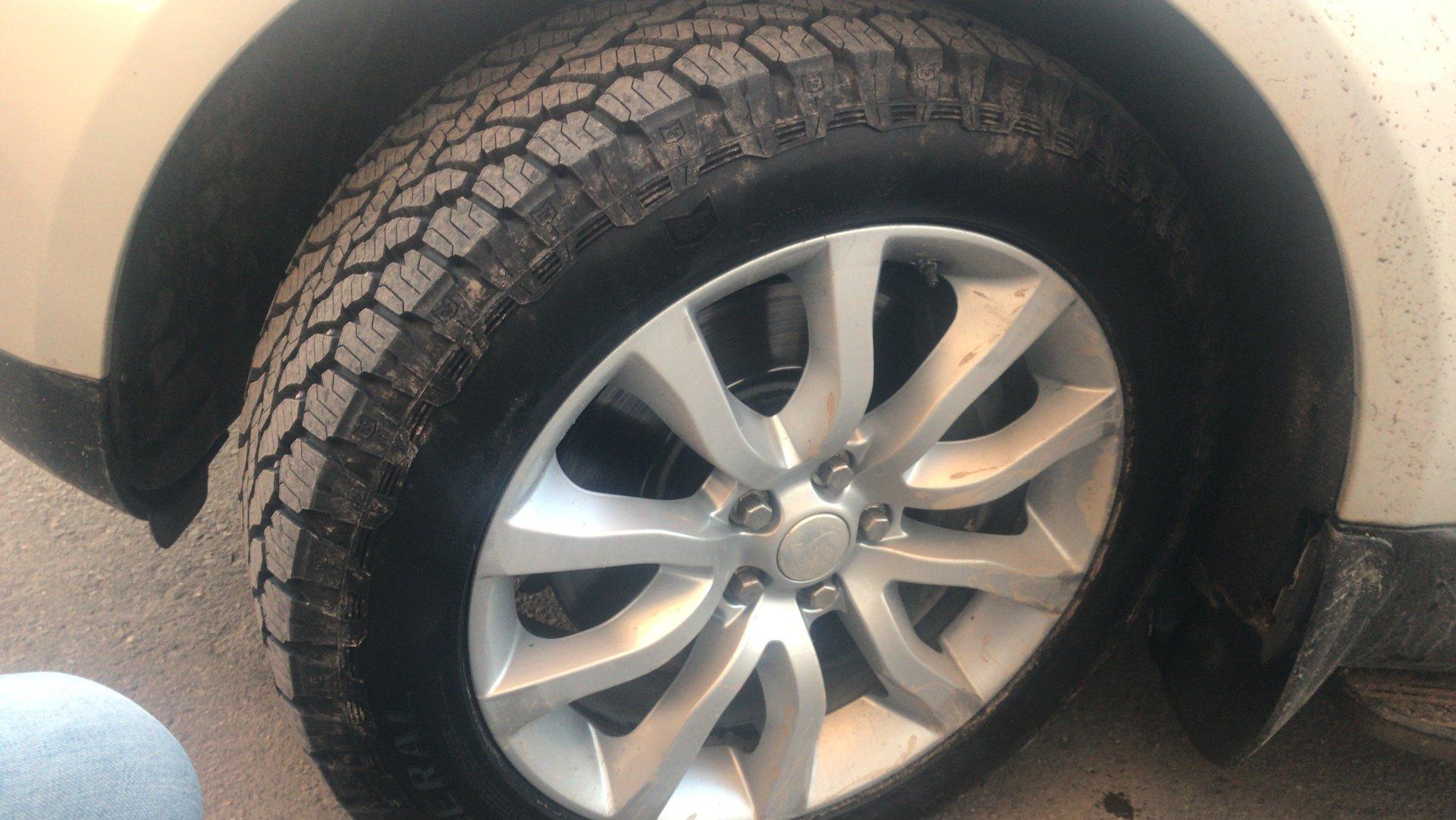Шины General Tire Grabber AT3