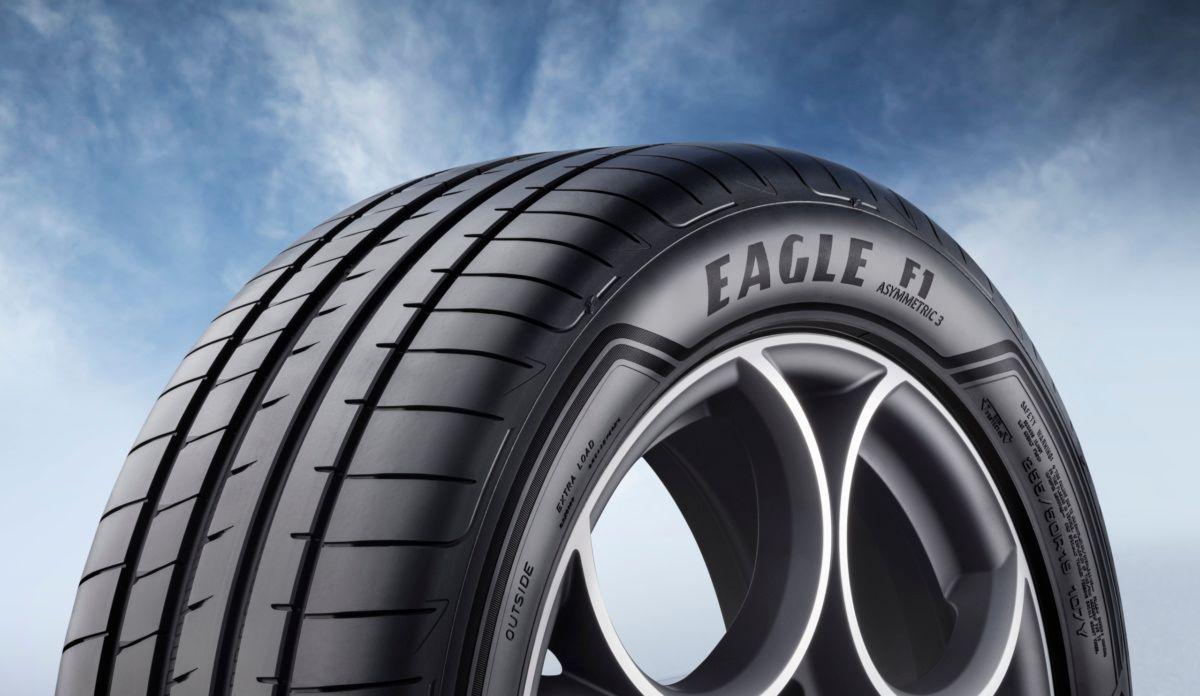 Шины Goodyear Eagle f1 Asymmetric 3