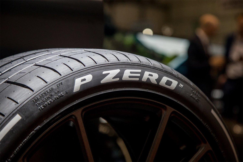 Шины Pirelli P Zero New