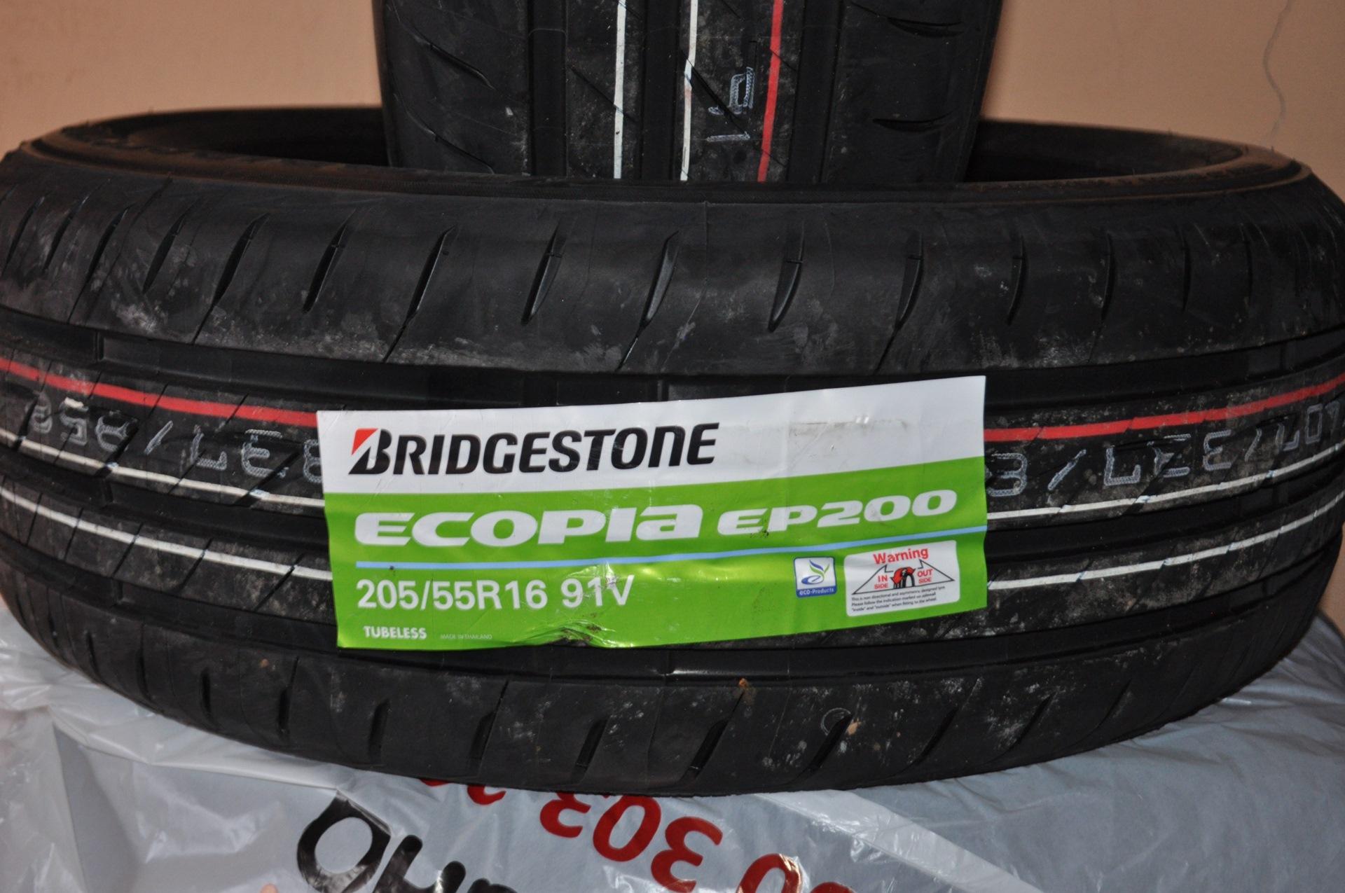 BridgeStone Ecopia EP200
