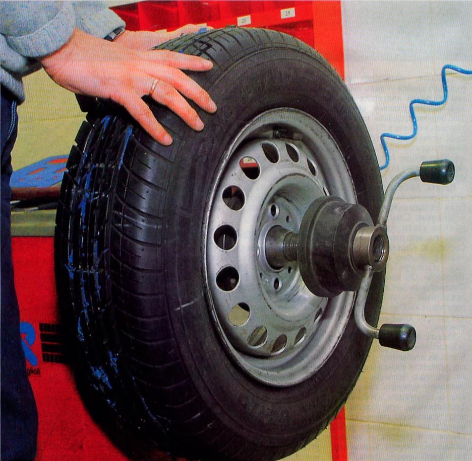 Что такое балансировка колес