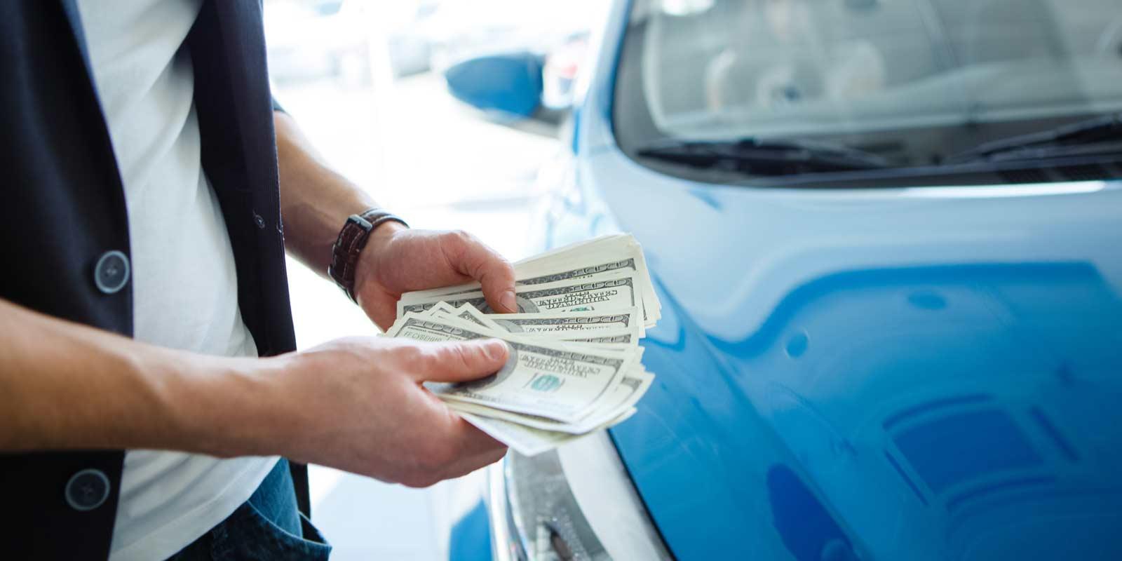 Доходы и расходы при сдаче авто в аренду