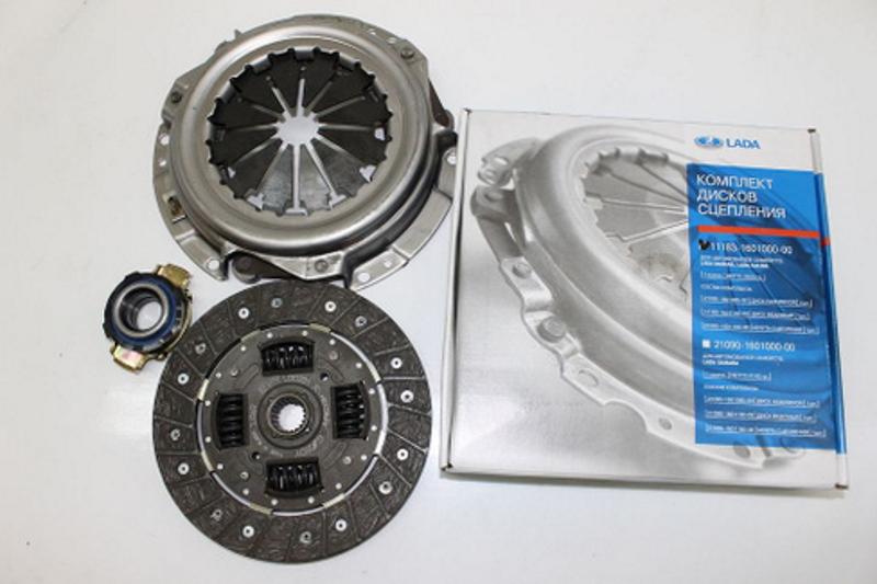 Комплект дисков сцепления для 8-клапанных моторов