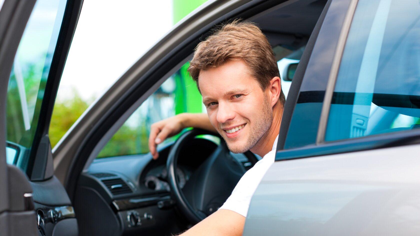 Работа на личном автомобиле