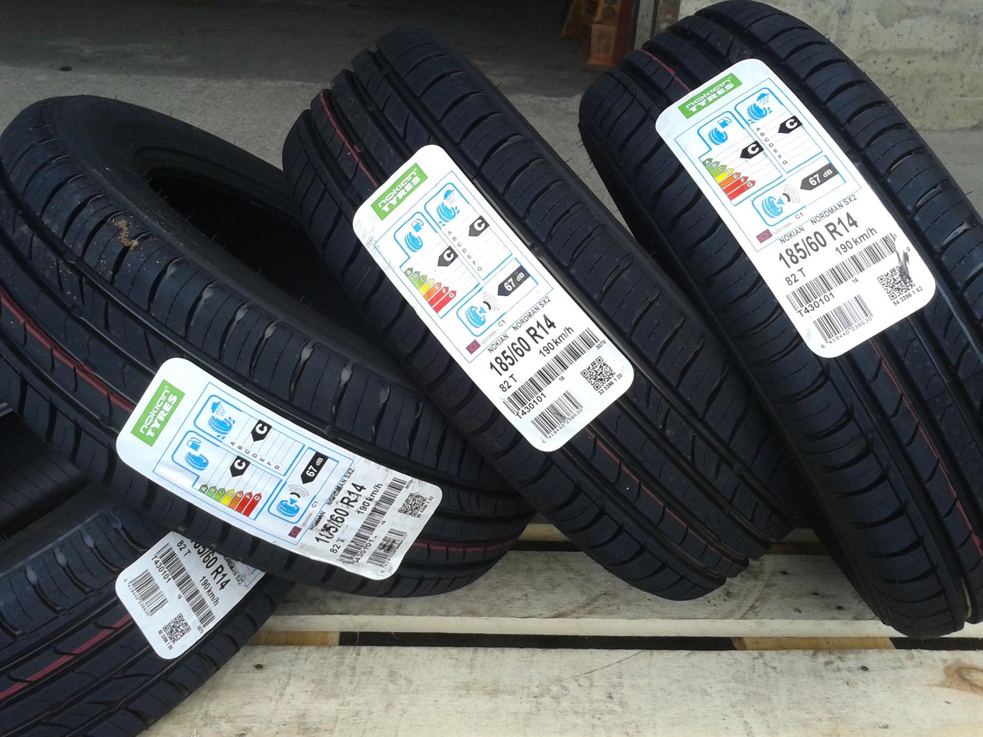 Tyres Nordman SX2