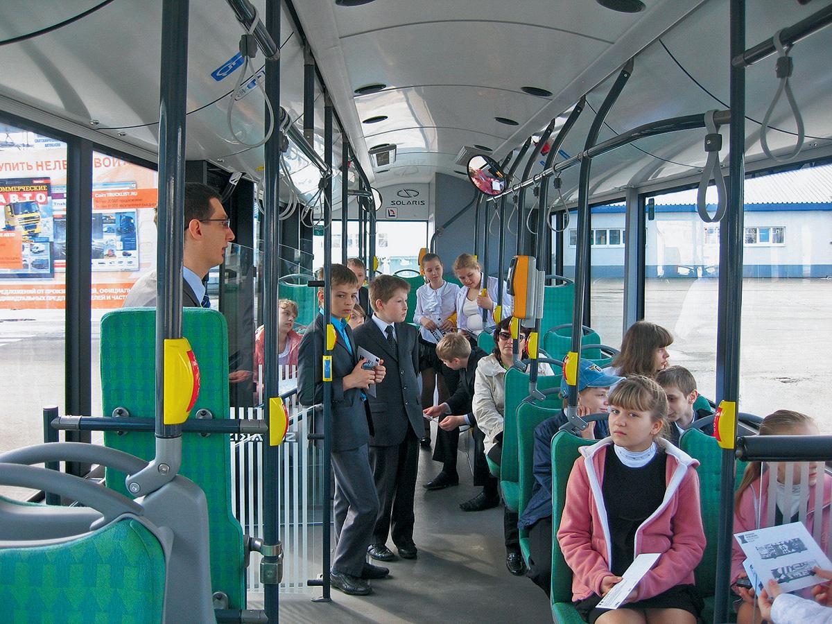 Если дорога займет более 12 часов, то в автобусе должен находиться медицинский работник