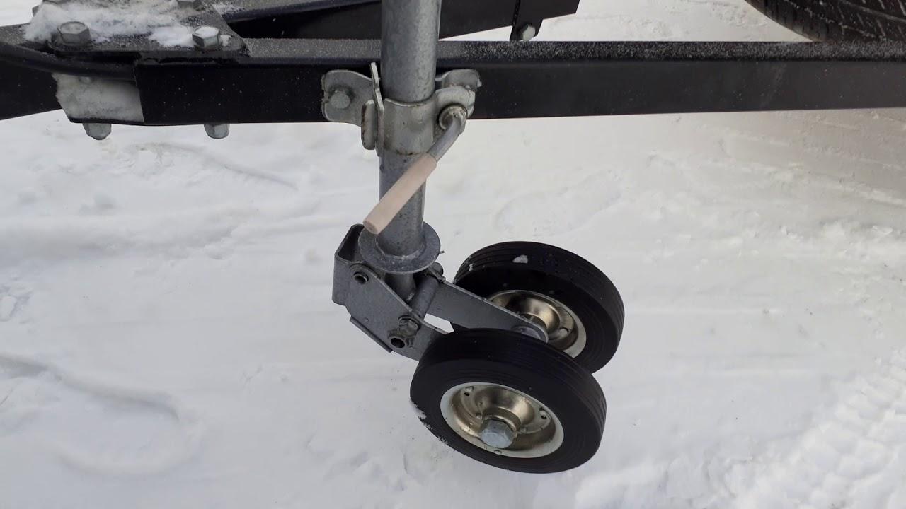 Когда необходима балансировка колес на прицепе