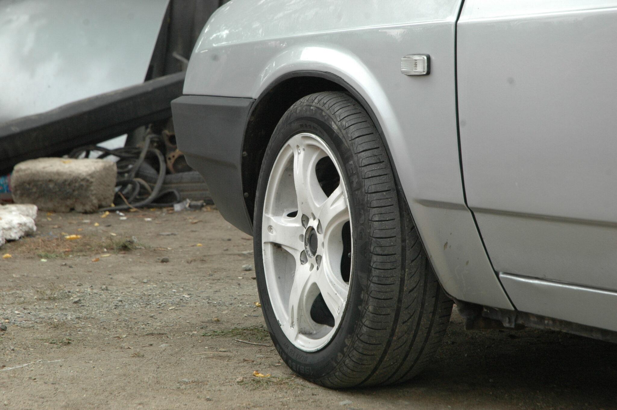 Машинное колесо