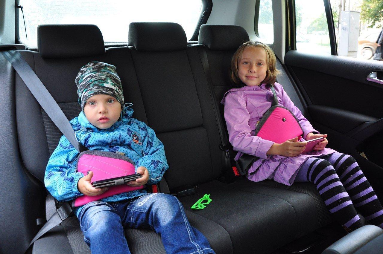 Перевозка маленьких детей