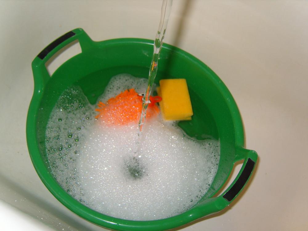 раствор мыла
