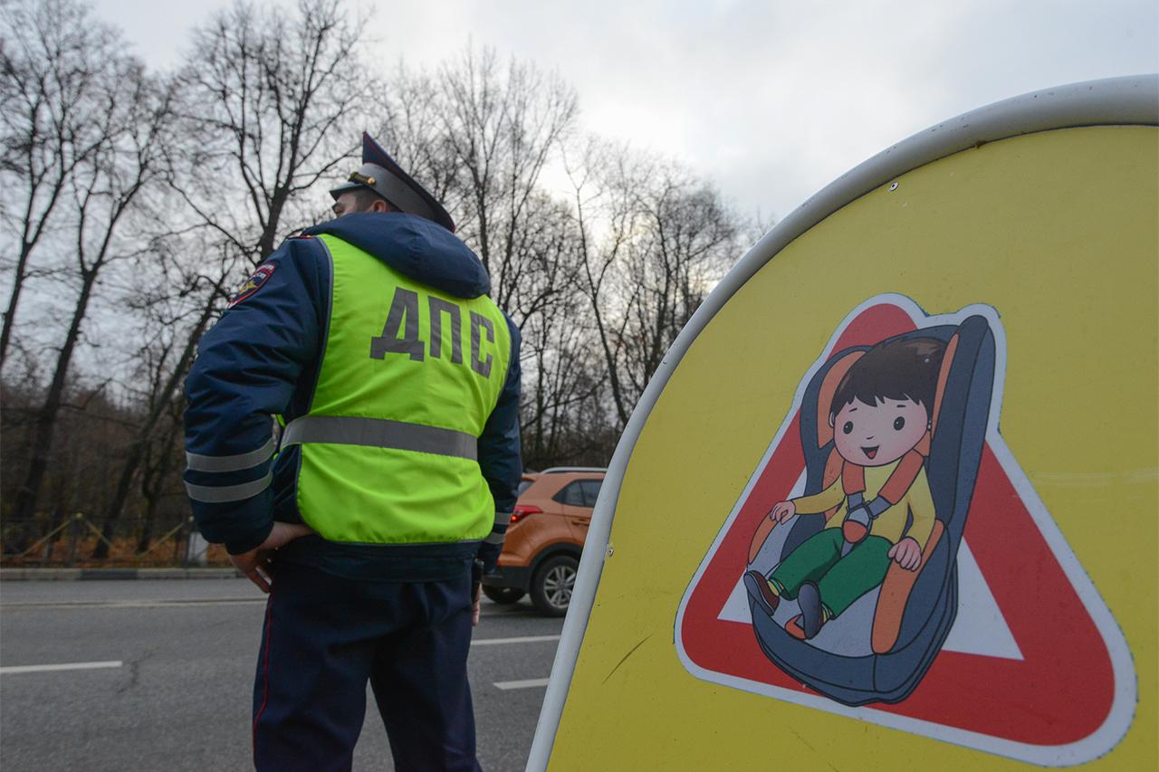 Штраф за перевозку детей