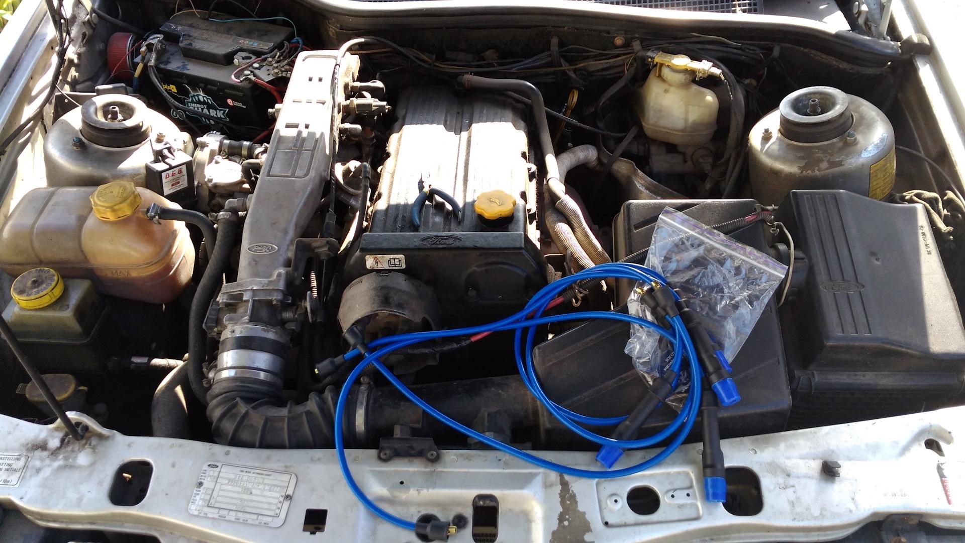 Троит двигатель автомобиля