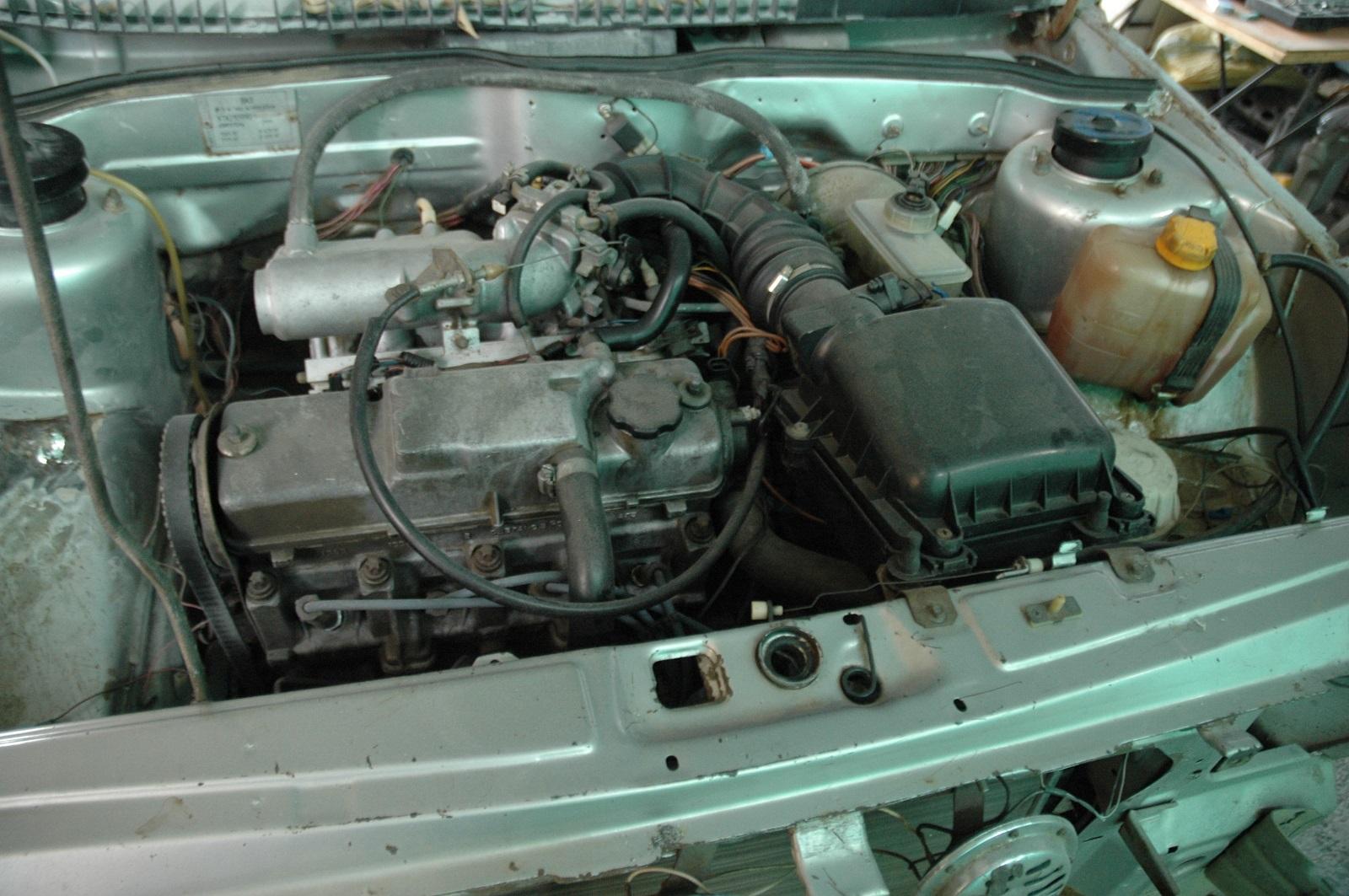 Воздушный фильтр – важная часть двигателя