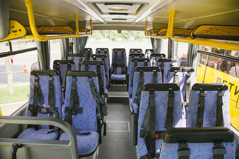 Автобус для перевозки групп детей