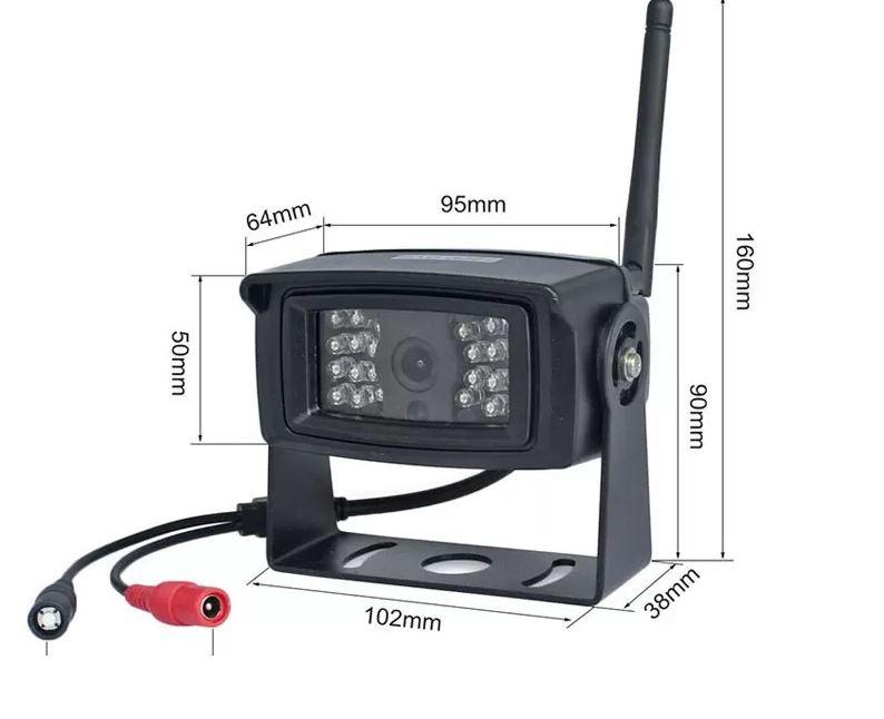 Беспроводная камера WCMT-02