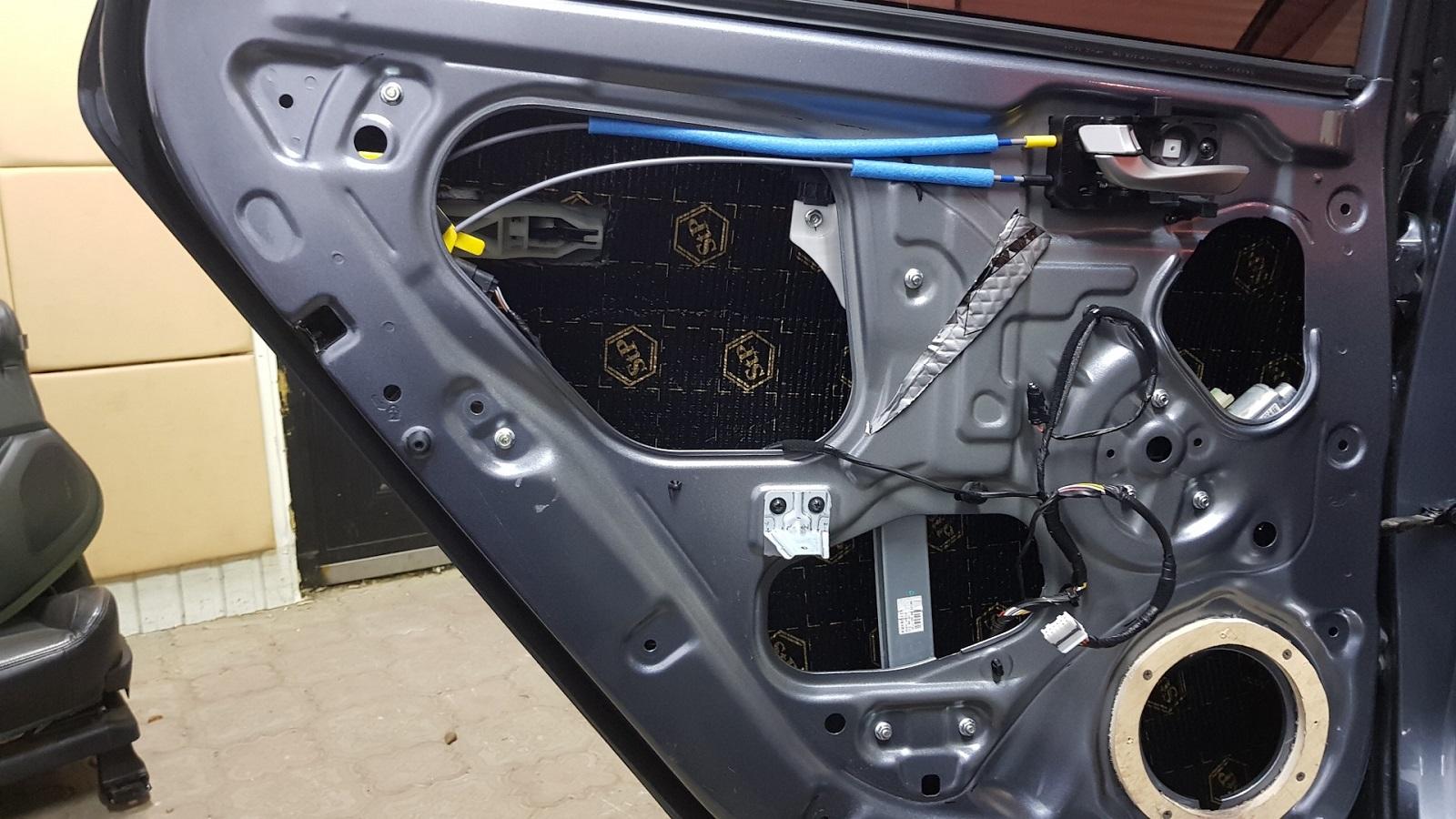 Часть кузова Hyundai Solaris