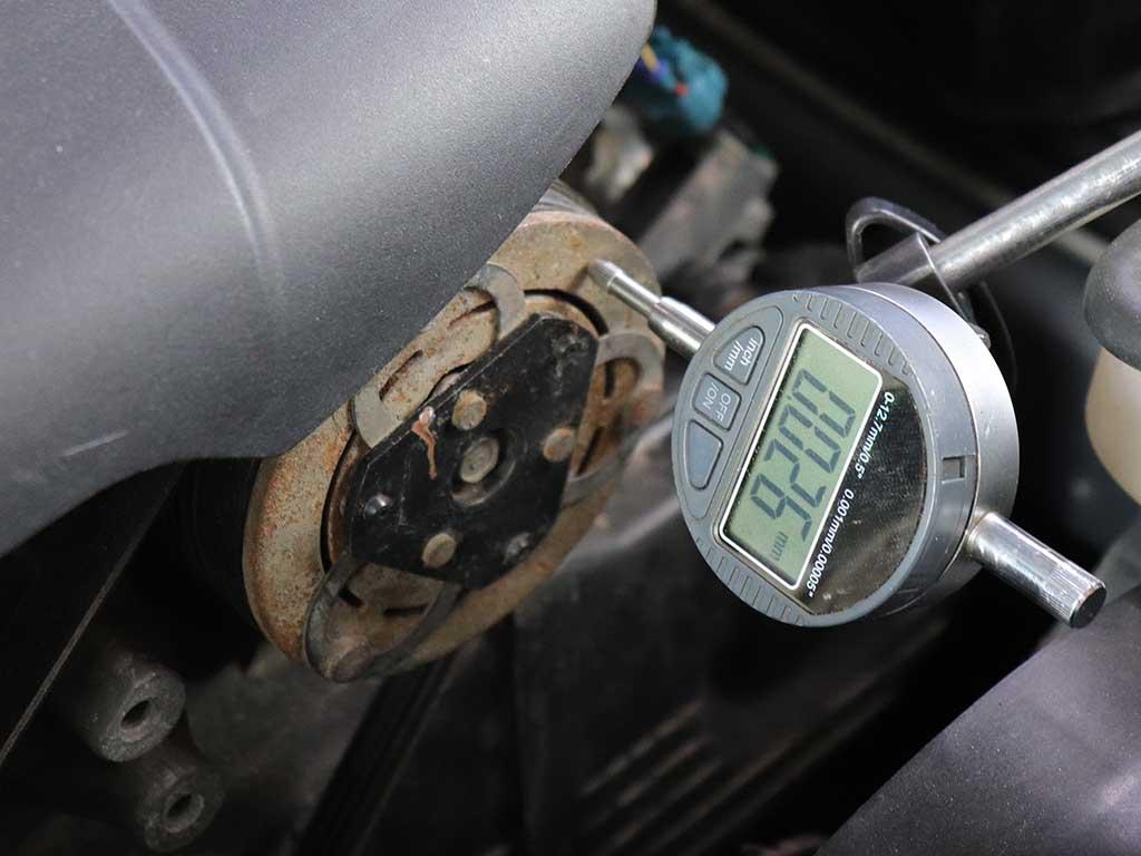 Диагностика кондиционера автомобиля