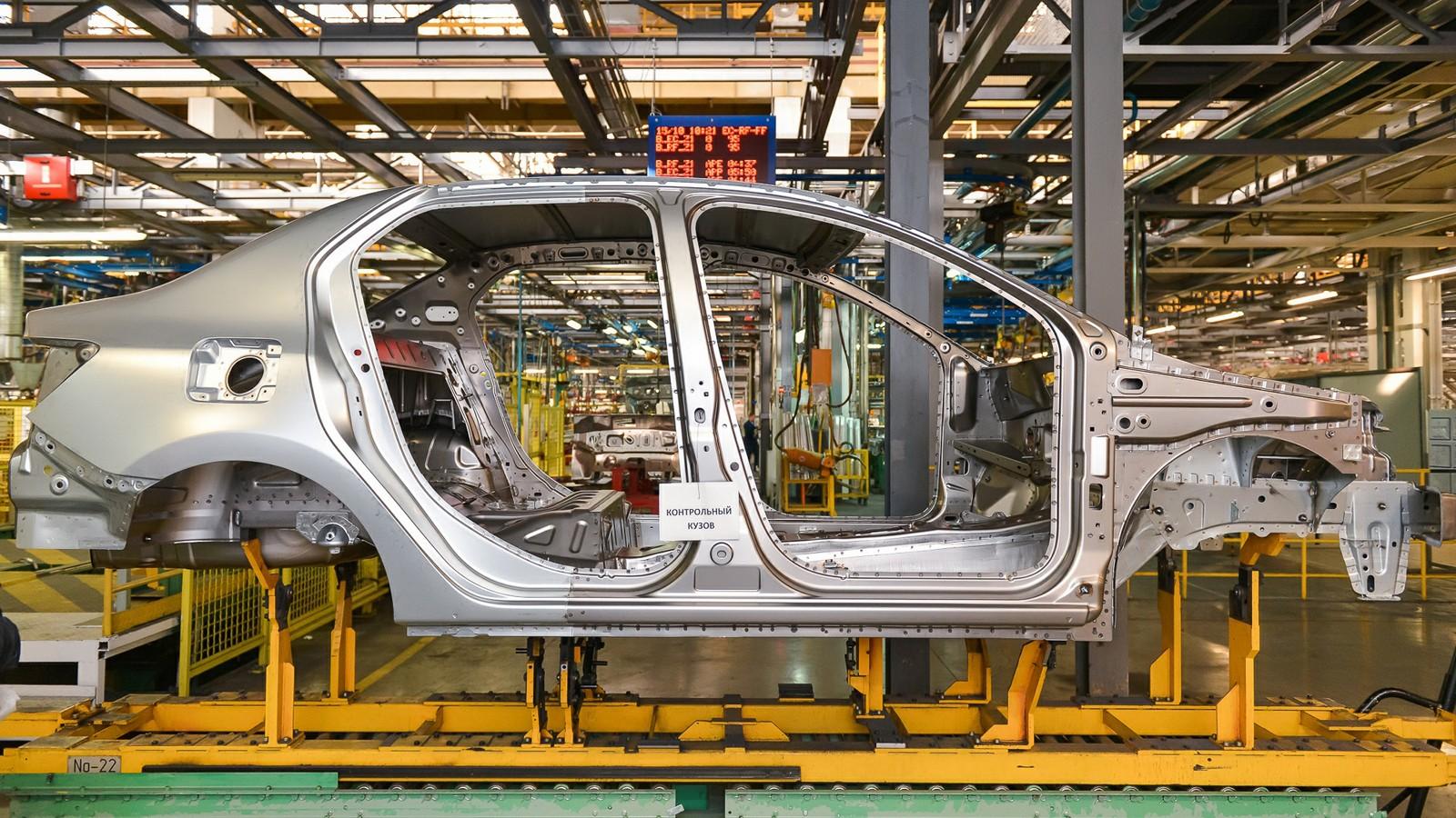 Гальваническая обработка кузова автомобиля